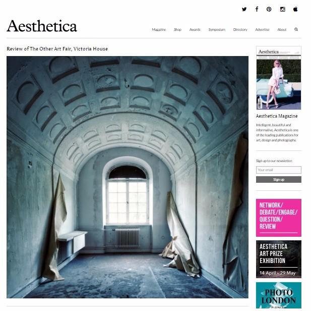 Gina Soden London Fine Art Photography Artistics article Frieden