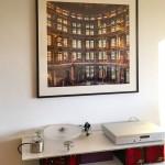 London Fine Art Photographer Chemical Plant at a clients home