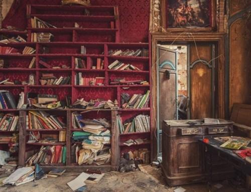 Derelict French chateau – Artistics