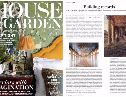 House & Garden article