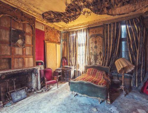 Chambre Dégradé