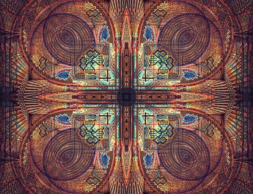 Technicolour Moorish