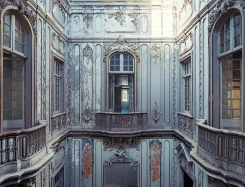 Escada do Palácio